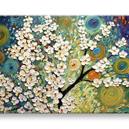 Ručne maľovaný obraz STROM BI0031E1