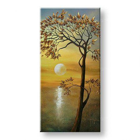 Ručne maľovaný obraz STROM BI0100E1