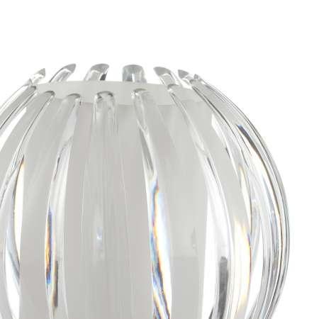 Searchlight Stolná lampa Claw dotyková funkcia tienidlo číre