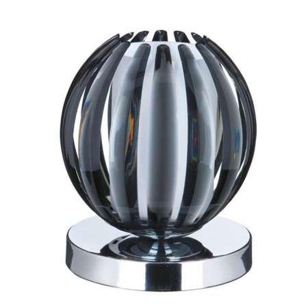 Searchlight Stolná lampa Claw dotyková funkcia tienidlo dym