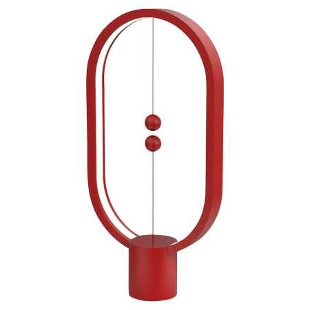 Segula SEGULA Heng Balance stolná LED lampa, červená