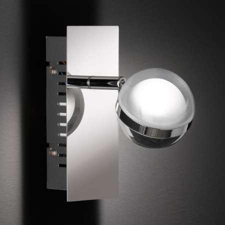 Wofi Moderné bodové LED svetlo Fulton