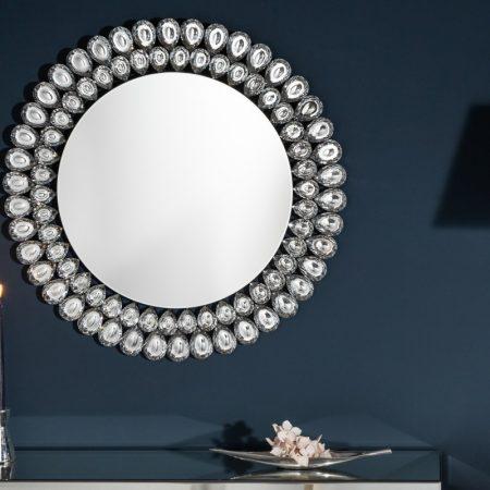 LuxD Dizajnové nástenné zrkadlo Big Briliant 13cm x  23450