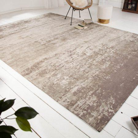 LuxD Dizajnový koberec Rowan 350 x 240 cm béžovo-sivý