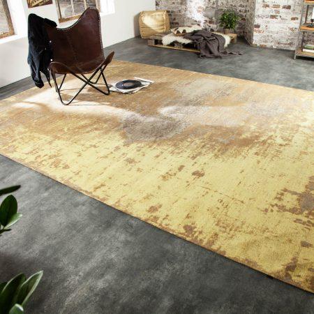 LuxD Dizajnový koberec Rowan 350 x 240 cm hrdzavo-hnedý