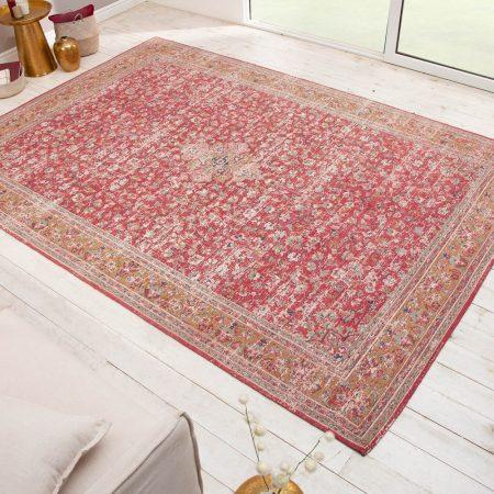LuxD Dizajnový koberec Saniyah 350 x 240 cm červený