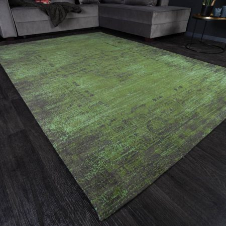 LuxD Dizajnový koberec Francis 240 x 160 cm smaragdovozelený