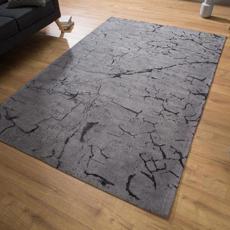 LuxD Dizajnový koberec Cohen 240x160 sivý