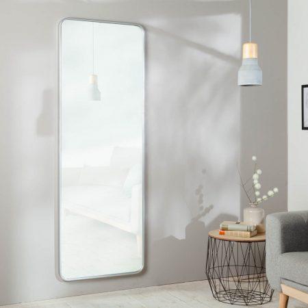 LuxD Nástenné zrkadlo Cason  strieborné  x  25249