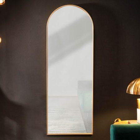 LuxD Nástenné zrkadlo Cason  zlaté 1cm x  25052